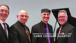 Chris Coogan Norwalk Library March 2020