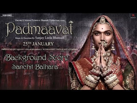 Padmaavat Theme  Official Full Hd Audio Song Ending Sad Version  Sanchit Balhara