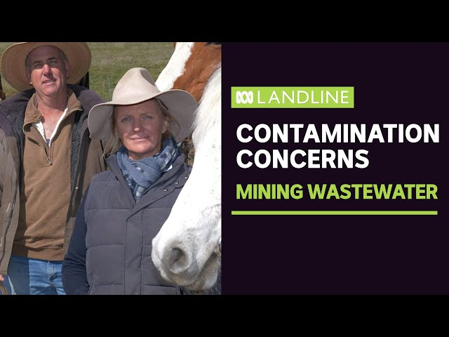 Fears a 90km wastewater pipeline will contaminate pristine NSW farmland | Landline | ABC News