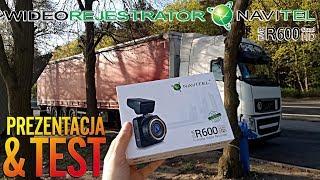 Wideorejestrator Navitel DVR R600 Quad HD   KrychuTIR™