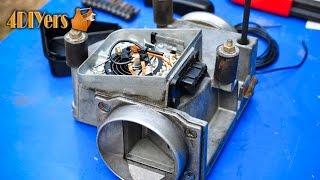 DIY: BMW Air Flow Meter Refurbishment