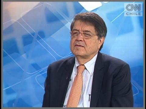 En entrevista con CNN Chile el escritor nicaragüense Sergio Ramírez