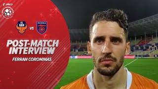 FC Goa's Ferran Corominas After Scoring Brace Against Odisha FC | Hero ISL 2019-20