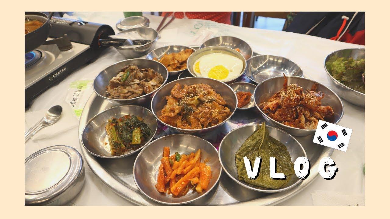 來去韓國旅行!以美食著名的全羅道,以夜晚海邊著名的麗水 / 여수여행 첫날, 게장 맛집 여수낭만항 太咪 Vlog#28