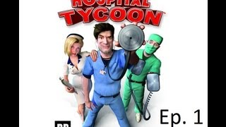 Hospital Tycoon Gameplay: Mision 1