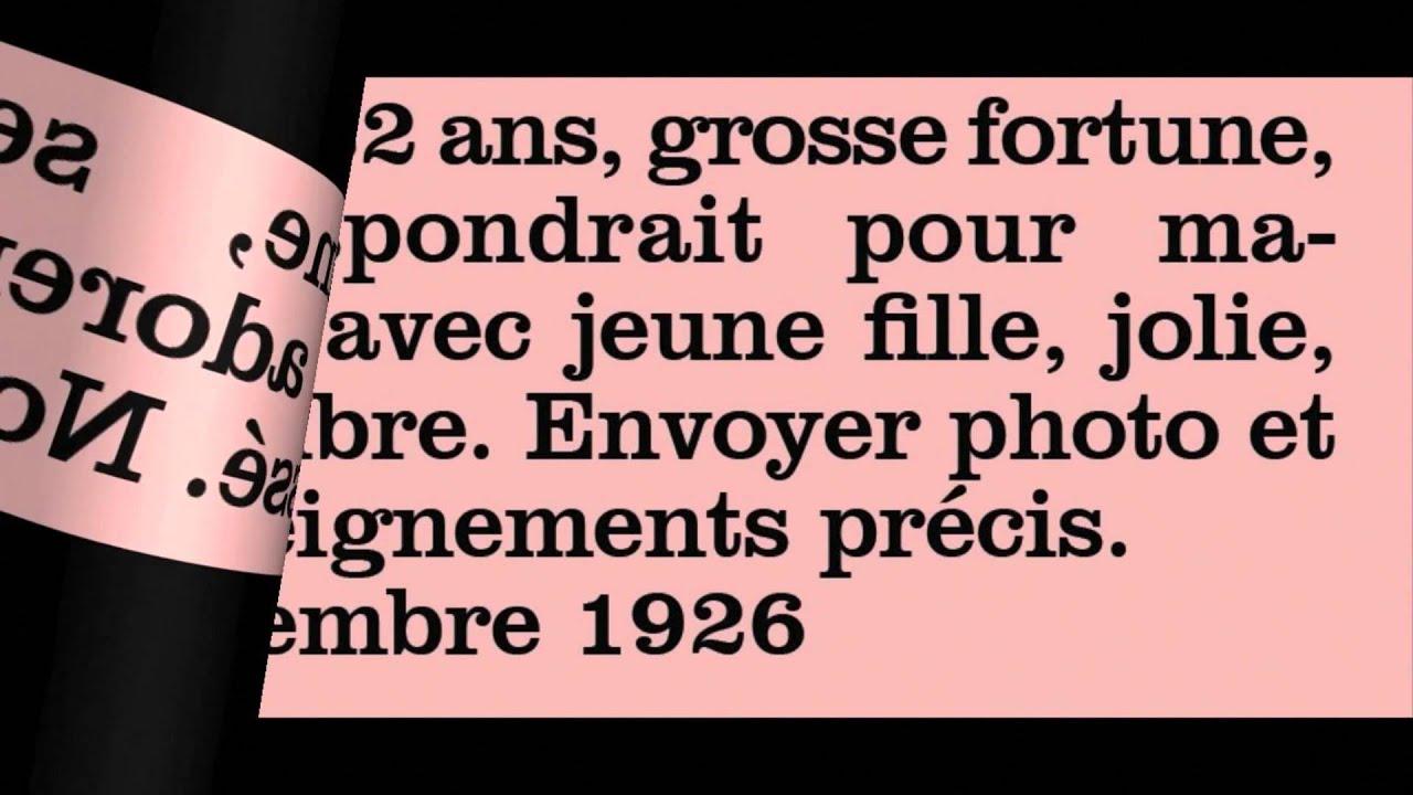 Le Chasseur Français l'ancêtre des petites annonces de rencontres lance son site - Les Bridgets