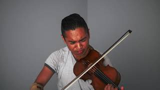 Bach Allemanda (Partita No. 1)