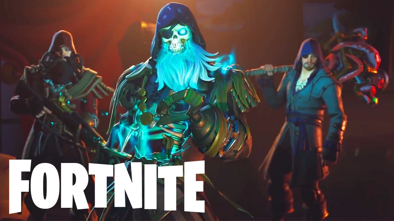 Fortnite Season 8 Battle Pass Overview Official Trailer Youtube