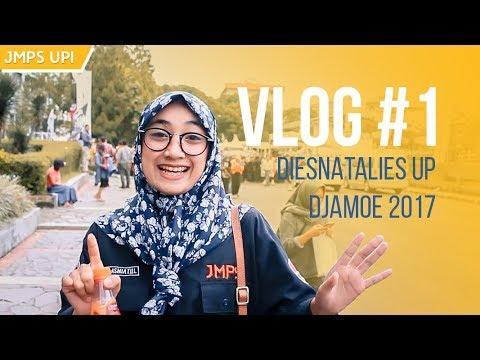#1 Vlog Diesnatalis UPI ke 63 & Djamoe 2017