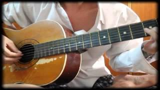 Chong Chóng Tinh Yêu guitar cover by Bo Nguyễn