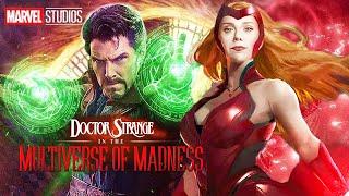 Doctor Strange 2 Teaser Breakdown - Marvel Phase 4 Easter Eggs
