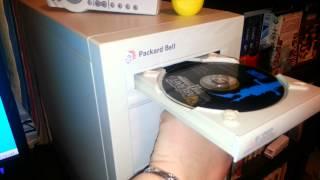 Packard Bell Multimedia D160 - Boot, Demo, Win95!