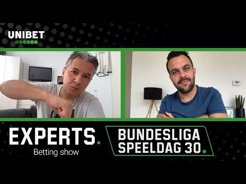 Unibet Experts – Betting Show: 2019/2020: Speeldag 30 (Bundesliga)