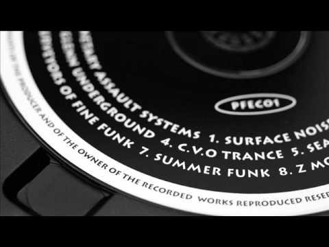 GLENN UNDERGROUND - C.V.O. Trance