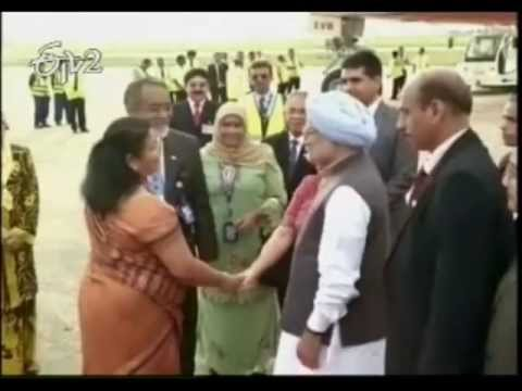 Manmohan Singh leaves on four day visit to Brunei, Indonesia