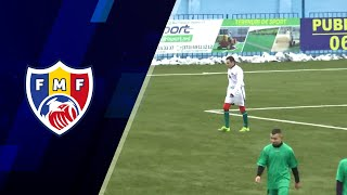 Pinsk 1-0 Reni, Cupa FMF printre veterani, 15.12.2018