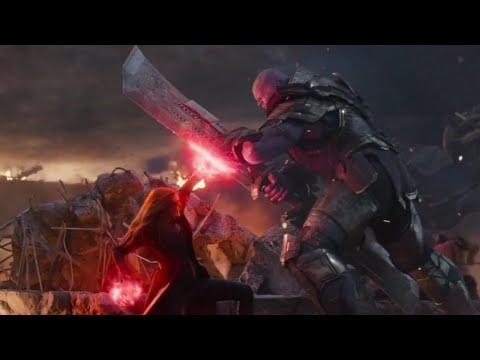 Download Avengers: Endgame (2019) - ''A Furious Display''   Movie Clip HD