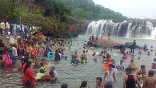 Bogatha Waterfalls Near Eturnagaram 125 Km From WARANGAL