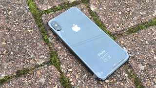 IPHONE X STUCK TO FLOOR PRANK ON THE PUBLIC!