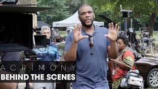 "Tyler Perry's Acrimony (2018 Movie) Official TV Spot – ""Behind the Scenes"""