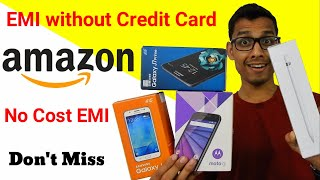 How to order any product using Amazon pay EMI