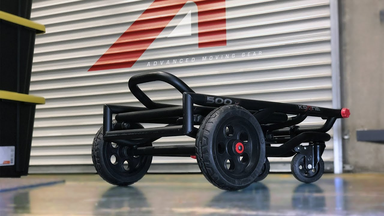Krane AMG 750 Utility Cart video thumbnail
