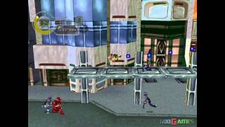 C: The Contra Adventure - Gameplay PSX (PS One) HD 720P (Playstation classics)