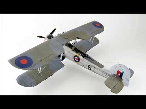 Built Up #1 - Fairey Swordfish Mk.II - 1/48 Tamiya