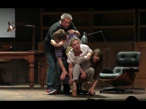 """I """"Tempi Nuovi"""" di Cristina Comencini al Napoli Teatro Festival Italia (12.06.17)"""
