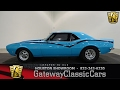 1968 Chevrolet Camaro SS Gateway Classic Cars #603 Houston Showroom