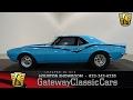 1968 Chevrolet Camaro SS Gateway Classic Cars #603 Houston Showroom