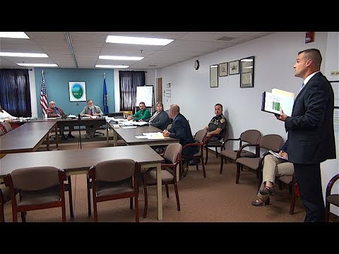 Carroll County NH Commission 10/18/17