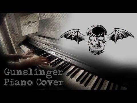 Avenged Sevenfold - Gunslinger - Piano Cover