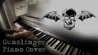 Avenged Sevenfold - Gunslinger - Piano Cover