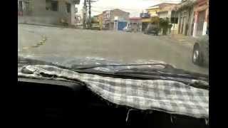 Reforma - Chevette 82 - Volta de teste