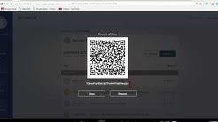 Bitcoin transaction demo