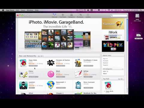 MAC App Store Where to Download / Install the Mac App Store (Review)