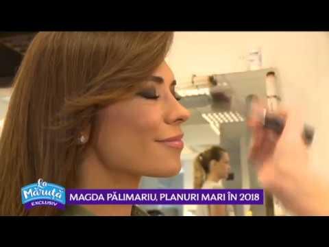 Magda Palimariu, planuri mari in 2018