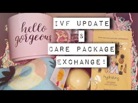 IVF Update Infertility Care Package Exchange!