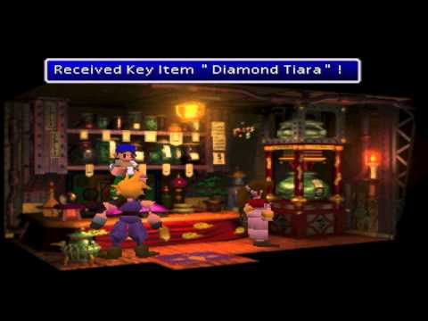 Let's Play Final Fantasy 7 - #8: Cross-Dressing Cloud