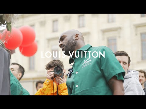 Louis Vuitton Men's Spring-Summer 2020 Show: All-Access with Loïc Prigent