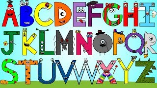 Alphabet Colors Song