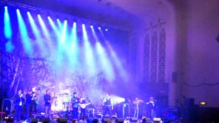 Bellowhead - 10,000 Miles Away live at Liverpool Philharmonic 18th February 2013