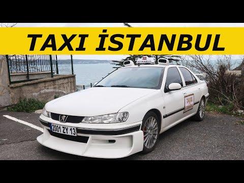 Taxi Filminin Yıldızı Peugeot 406 Ile İstanbul Testi