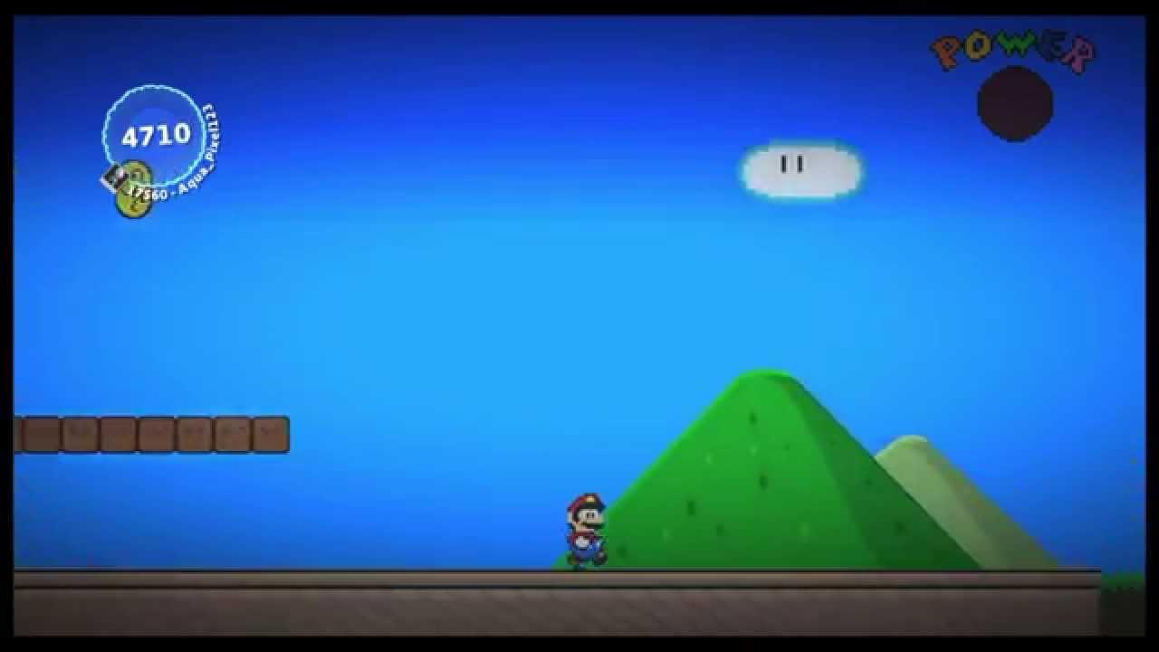 Ps4 Super Mario