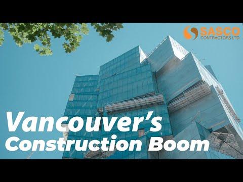 Vancouver's Construction Boom   Deloitte Summit   Sasco Contractors Project Showcase