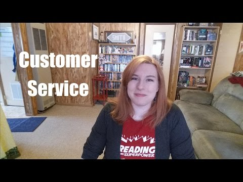 Customer Service in the Library