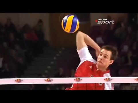 WARM UP - Volleyball attack in 2 meter!