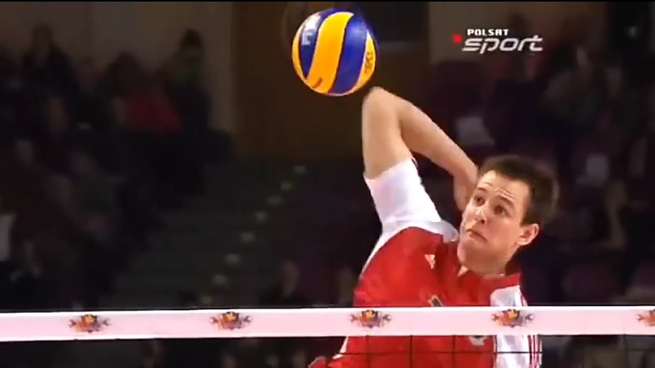 Warm Up Volleyball Attack In 2 Meter Youtube
