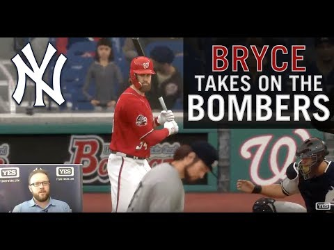 MLB The Show '18: Episode 11, YANKEES vs. NATS
